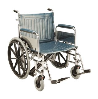 Bariatric Self Propelled Wheelchair 60cm Seat Width (NC0340)