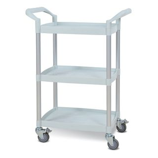 Viva Utility Cart 3 Shelf W790mm x D480mm x H1090mm (DB0210)