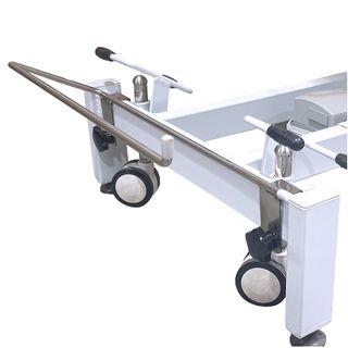 Paper Roll Holder/Dispenser for Treatment Table