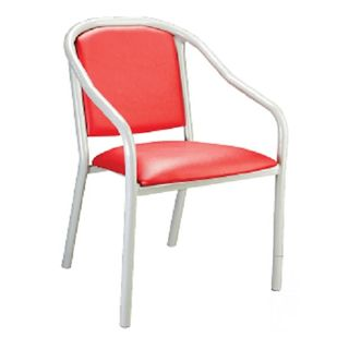 Sara 200 Chair - Powdercoated Frame with Vinyl Upholstery - Stackable