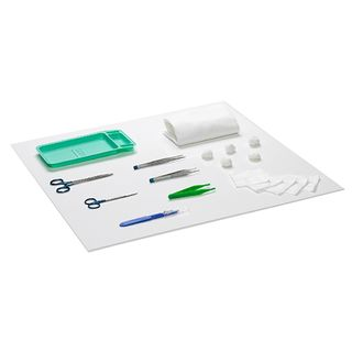 Sage Disposable Micro Suture Pack #1 Sterile - Each