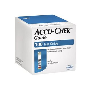 Accu-Chek Guide Test Strips (100)