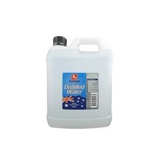 Distilled Water - 4 Litre Jerry Can Style - (each)