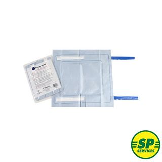 ReadyHeat 6 Panel Full Body Disposable Blanket - Single