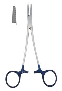 Disp Mayo Hegar Needle Holder 15cm Sterile SAYCO - Set of 10