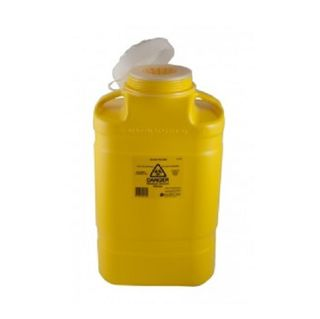 ASP Sharps Container 19L Screw Top