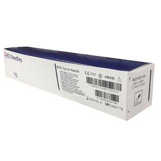 BD Spinal Needles 22G x 125mm -  Box (10)