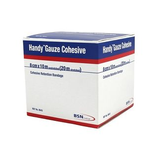 Handy Gauze Cohesive Bandage 8cm x 2m (92557-02) - Each