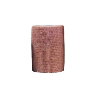 Co-Wrap Cohesive Bandage Tan 7.5cm x 4.5m (Stretched) - Each