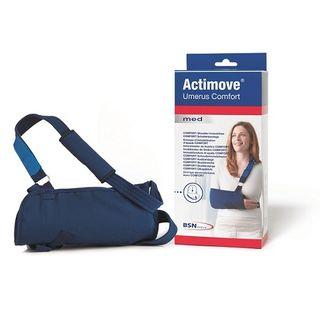 Actimove Umerus Comfort Shoulder Immobiliser Medium Blue - Each