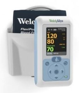 Welch Allyn Connex ProBP 3400; Standard BP With Wall Mount