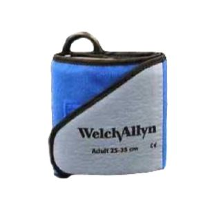 Welch Allyn ABPM 6100 Reusable Sleeve Style Cuff - Adult Plus 33-40cm