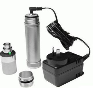 Welch Allyn 3.5V Ni-Cad Convertible Rechargeable Handle and Charging Transformer