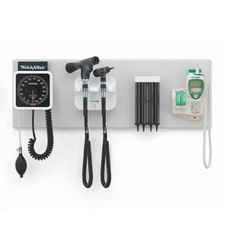 Welch Allyn GS777 Diagnostic Wall System with PanOptic Ophthal. LED