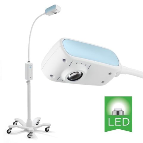 Welch Allyn GS300 General Examination Light LED with Mobile Stand