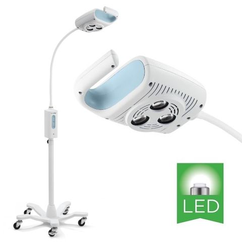 Welch Allyn GS600 Minor Procedure Light LED With Mobile Stand