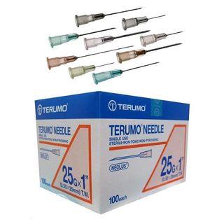 Terumo Needle Neolus 23G x 25mm (1) - Box (100)