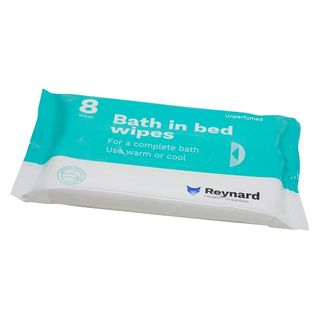 Bath In Bed Wipes 33cm x 23cm - Pack (8)