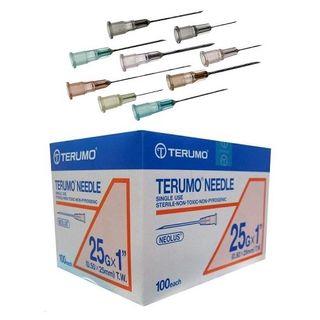 Terumo Drawing Up Needle Agani 18G x 38mm (1-1/2) - Box (100)