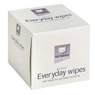 Boxed Everyday Wipes 100/Pk - Carton (12)