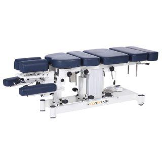 Premium Chiropractic Table - Black