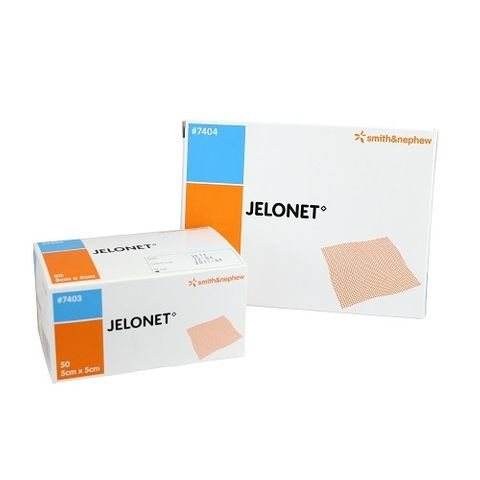 Jelonet 5cm x 5cm - Box (50)