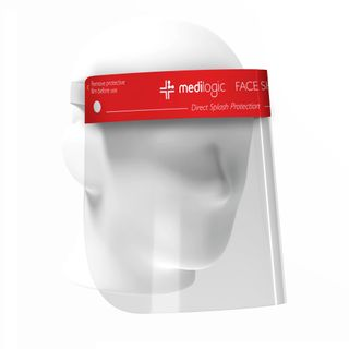 Disposable Full Face Shield - Each