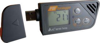 PDF USB Data Logger without external probe