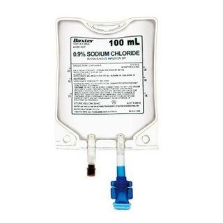 Sodium Chloride 0.9% IV 100ml - Each