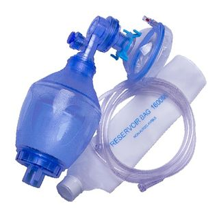 Manual Disposable Resuscitator (Paediatric) - Each