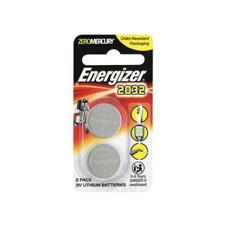 Duracell 3V Lithium Battery CR2032 - Pack (2)