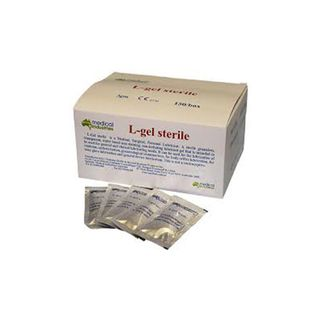 L-Gel Lubricating Gel 3g Sterile Sachet - Box (150)