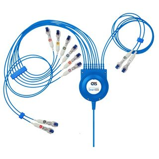 QRS 12-Channel Universal Smart ECG