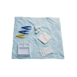 SENTURIAN® Type 5 Basic Dressing Pack (Tear) - Carton (160)