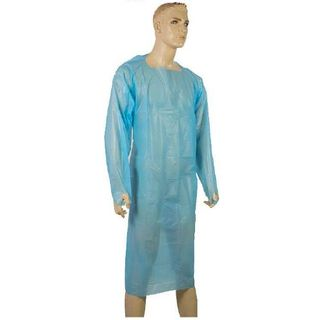 CPE Thumbs Up Protective Gown - Box 200