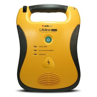 Defibtech Lifeline Fully Automatic AED with 7 Year Battery