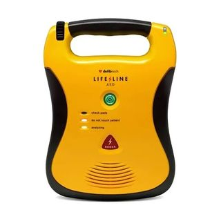 Defibtech Lifeline Semi-Automatic AED with 7 Year Battery