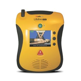 Defibtech Lifeline VIEW Semi-Automatic AED