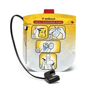 Defibtech Adult Defibrillation Pads (Lifeline VIEW/ECG/PRO only)