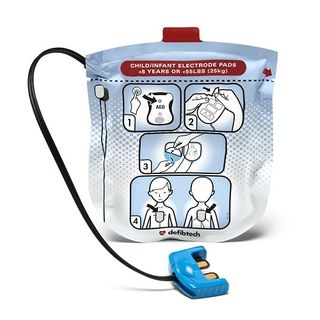 Defibtech Paediatric Defibrillation Pads (Lifeline VIEW/ECG/PRO only)