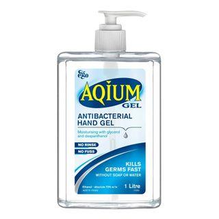 Aqium Hand Sanitiser 1L - Each