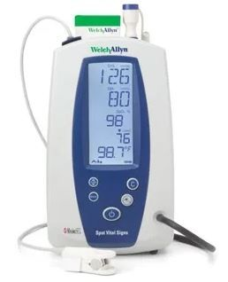 DEMO Welch Allyn 42N0BE6 Spot Vital Signs without SP02 Sensor