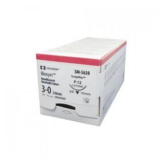 Biosyn 4/0 19mm 75cm - Box (12)