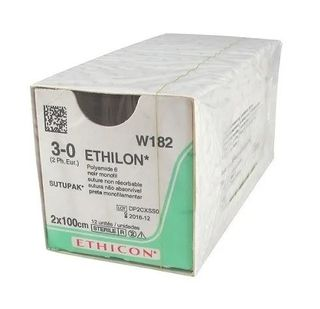 Ethilon 5/0 FS-2 19mm - Box (12)