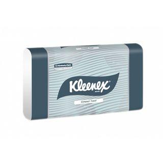 Kleenex Compact Towel Interleaved - Carton (24)