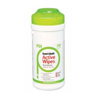 PDI Sani-Cloth Active Wipes - Cannister (200)