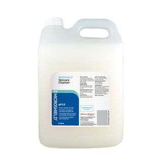 Microshield SkinCare Cleanser 5L - Each