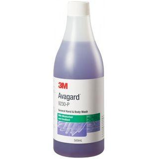 Avagard General Hand & Body Wash 500mL - Each