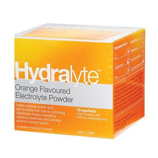 Hydralyte Orange Sachet 5g - Box (10)