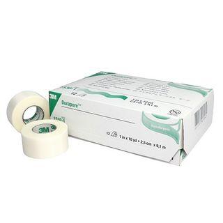 Durapore Cloth Tape 2.5cm x 9.1m - Box (12)